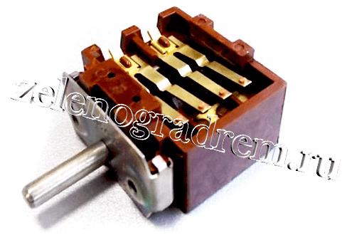 Блокиратор Пмэ27-23412-Ухл4 (3-Х Позиционный Переключатель) Для Духовок Зви С Вентилятором Т 150; 10А; 220В; 50 Гц