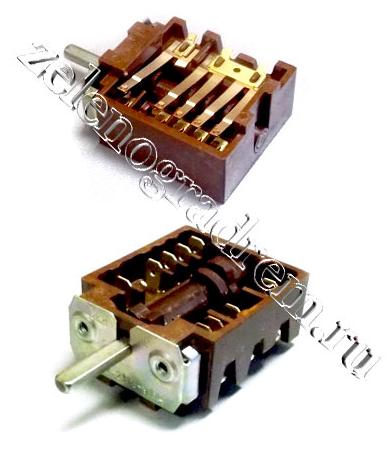 Переключатель мощности духовки электроплиты ЗВИ 2ПМ 16-6-11