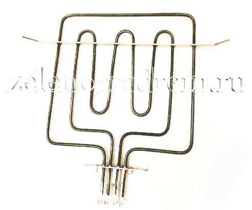 Тэн верхний с грилем для электроплит ЗВИ