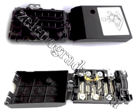 Клеммная колодка для электроплит ЗВИ 40 А; 400V