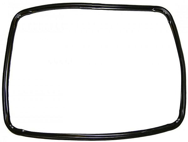 Уплотнитель дверки духовки, коричневый Термостойкая резина.Для плит шириной 60 см. Длина 157 см.