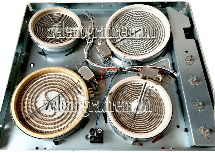 Отзывы о индукционных плитах ремонт