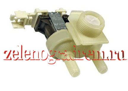 Электромагнитный клапан подачи воды стиральной машины BOSCH, SIEMENS, NEFF  код 263330