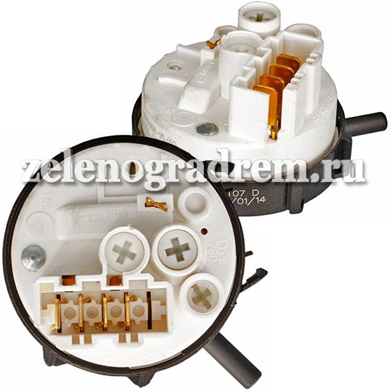 Датчик Уровня Воды (Прессостат) Стиральной МашиныАriston, Indesitкод145174