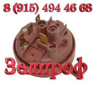 Датчик Уровня Воды (Прессостат) Стиральной Машины Веко Код 2801561400