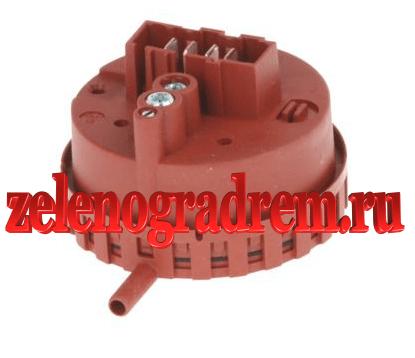 Датчик Уровня Воды (Прессостат) Стиральной Машины Bosch, Siemens Код 427040