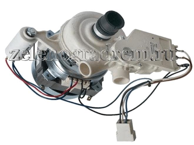 Двигатель (мотор) циркуляционный насос