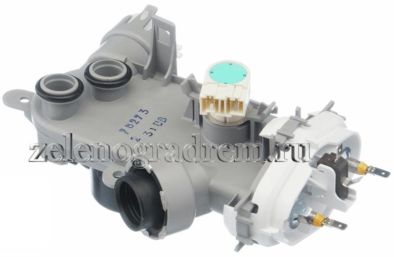 Проточный нагревательный элемент, ТЭН Bosch, Siemens