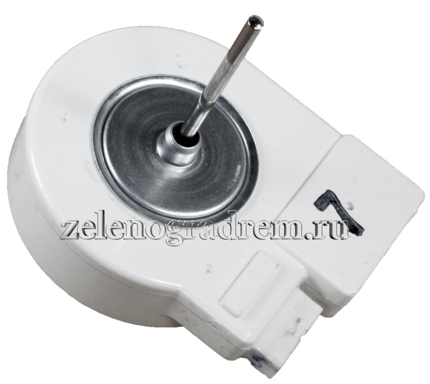 Электродвигатель вентилятора обдува испарителя
