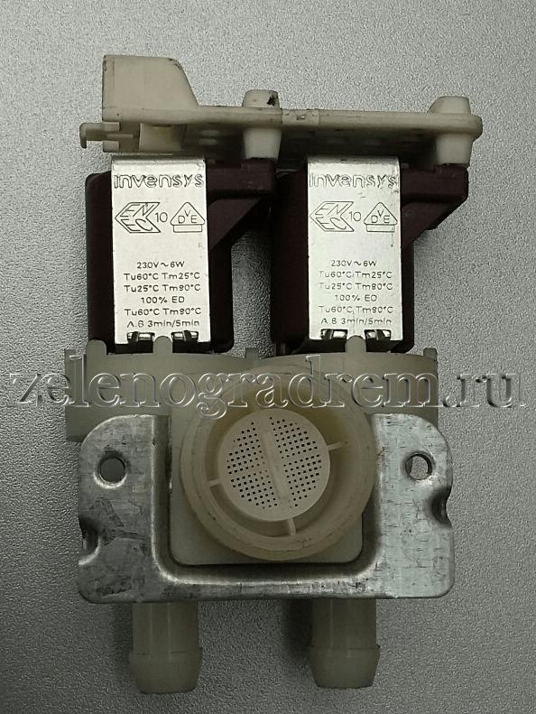 Заливной клапан стиральной машины BOSCH