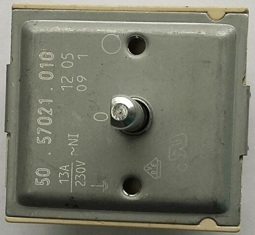 плавный переключатель для стеклокерамических электроплит