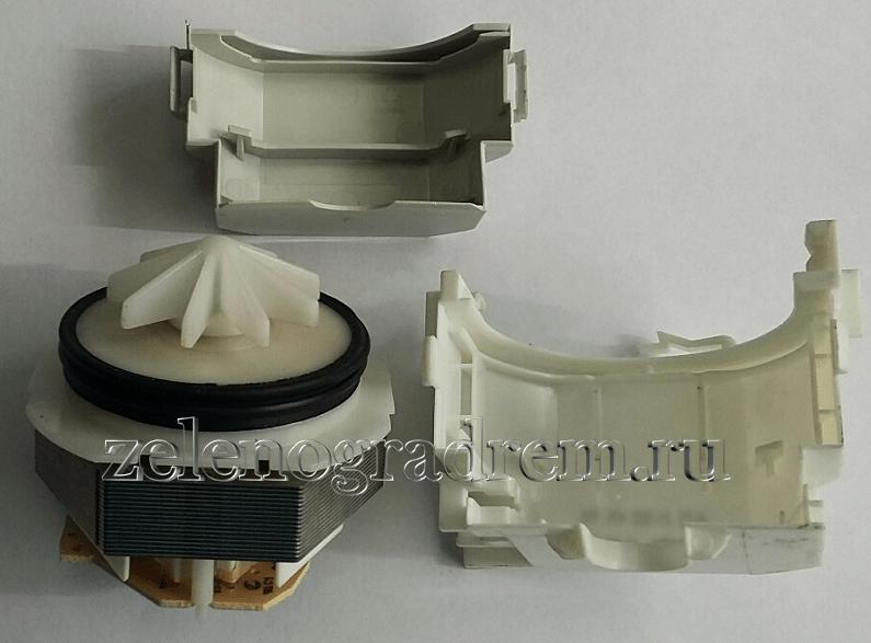 Сливной Насос Посудомоечной Машины Бош