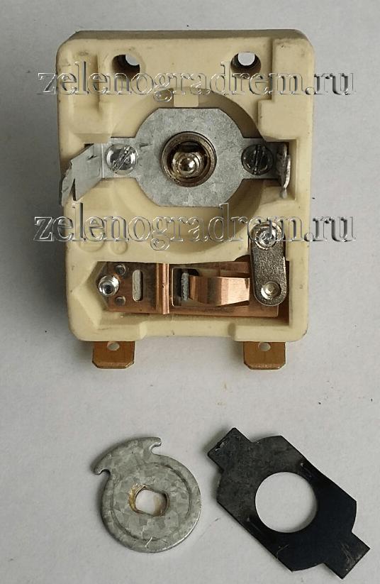 термостат, терморегулятор духовки электроплиты