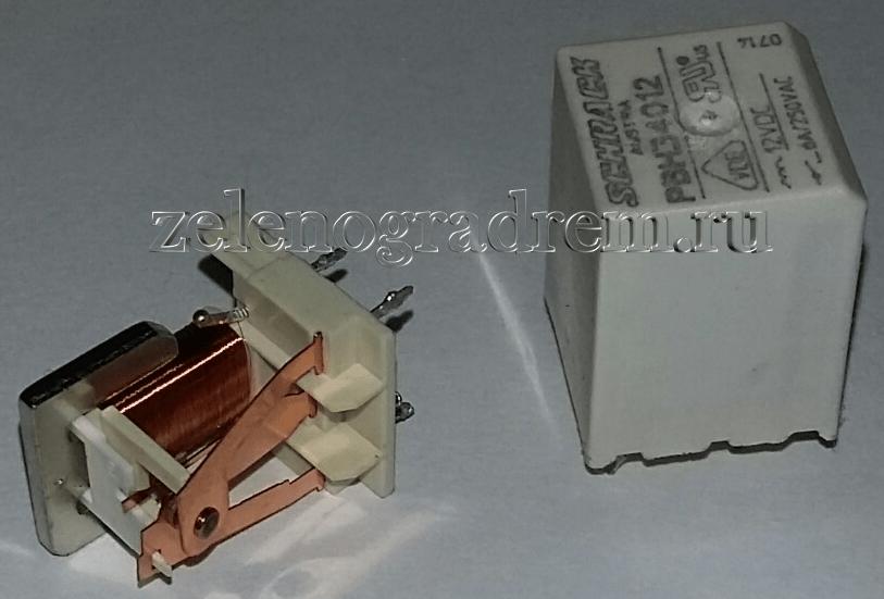 Электромагнитное Реле | Ремонт Стиральных Машин В Зеленограде На Дому