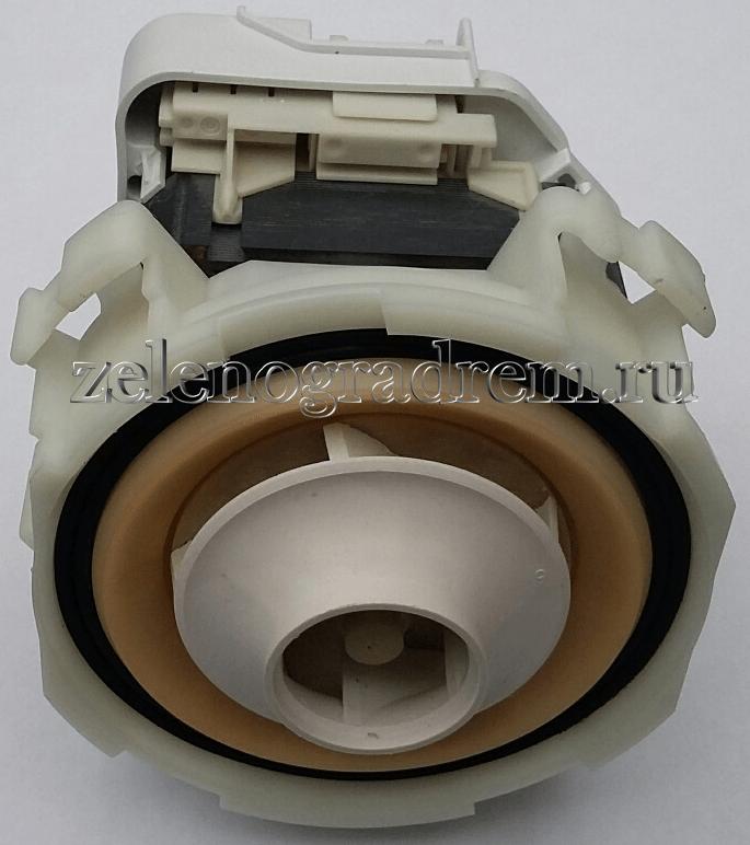 рециркуляционный насос посудомоечной машины бош