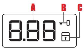 панель индикации аег