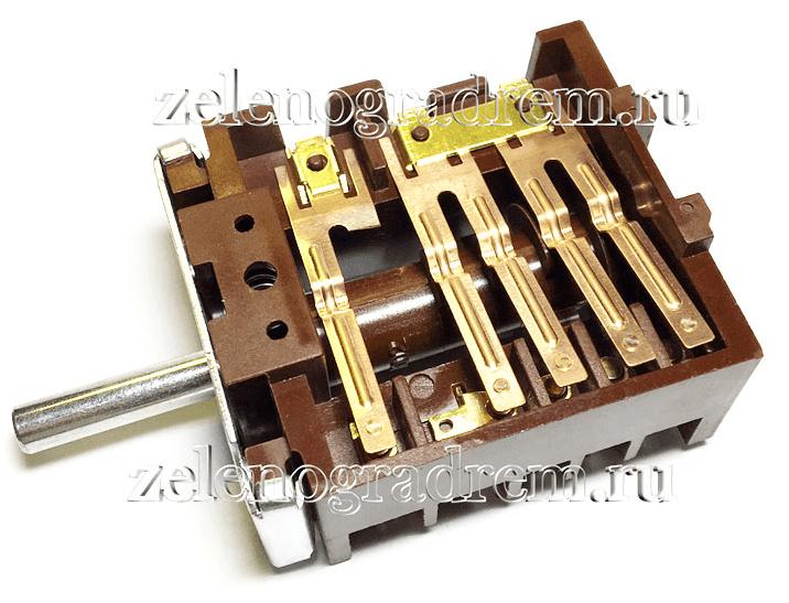 Переключатель управления духовкой электроплиты ЗВИ
