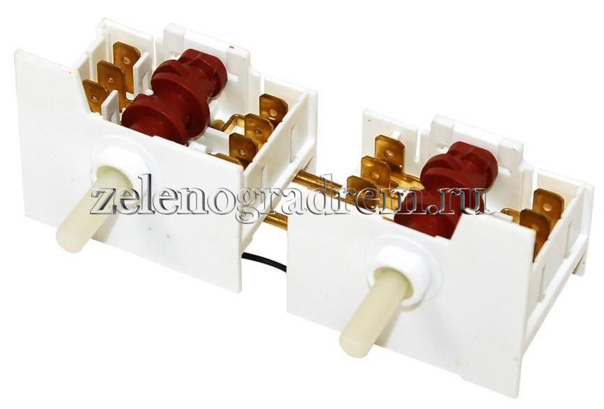 Переключатель мощности конфорок электроплитgorenje (горенье)