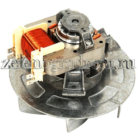 вентилятор конвекции духового шкафа электроплиты NEFF