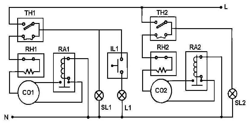 схема стинол 103