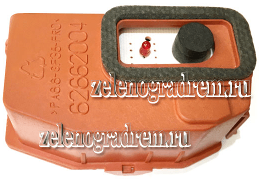 сенсор включения зоны конфорки