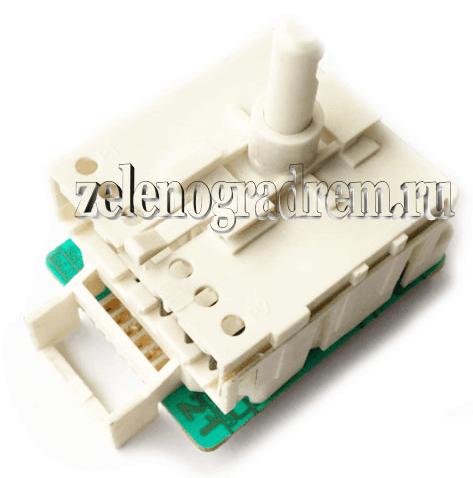 Селектор Программ Стиральной Машины