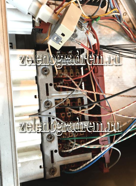 Электроплита Bosch Замена Переключателей