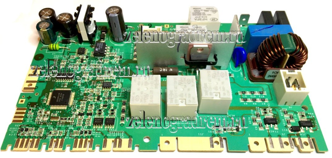 модуль управления стиральной машины электролюкс