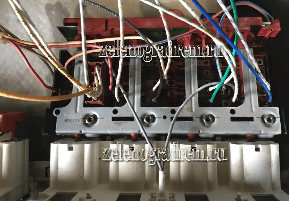 ремонт электроплиты BOSCH