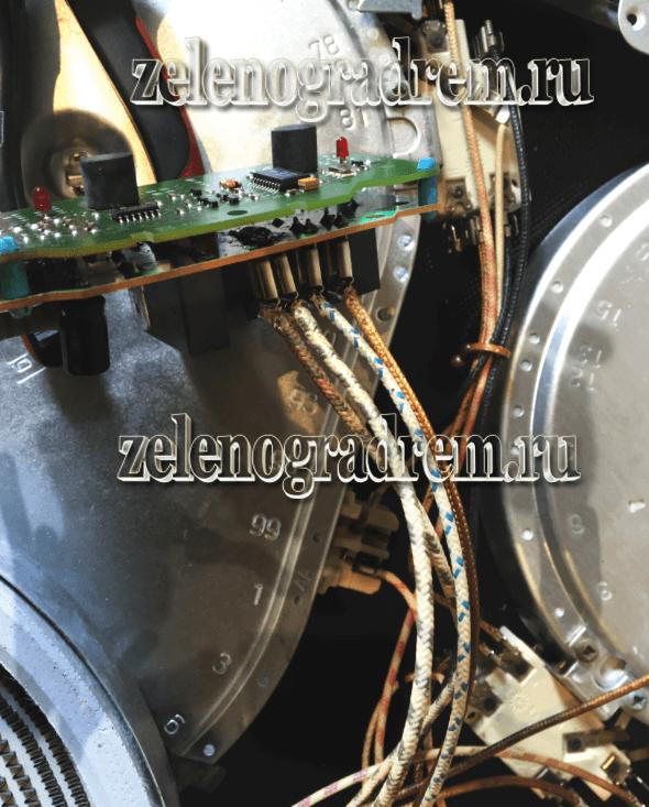 сенсор управляющие контурами конфорок