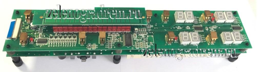модуль управления варочной панели горенье