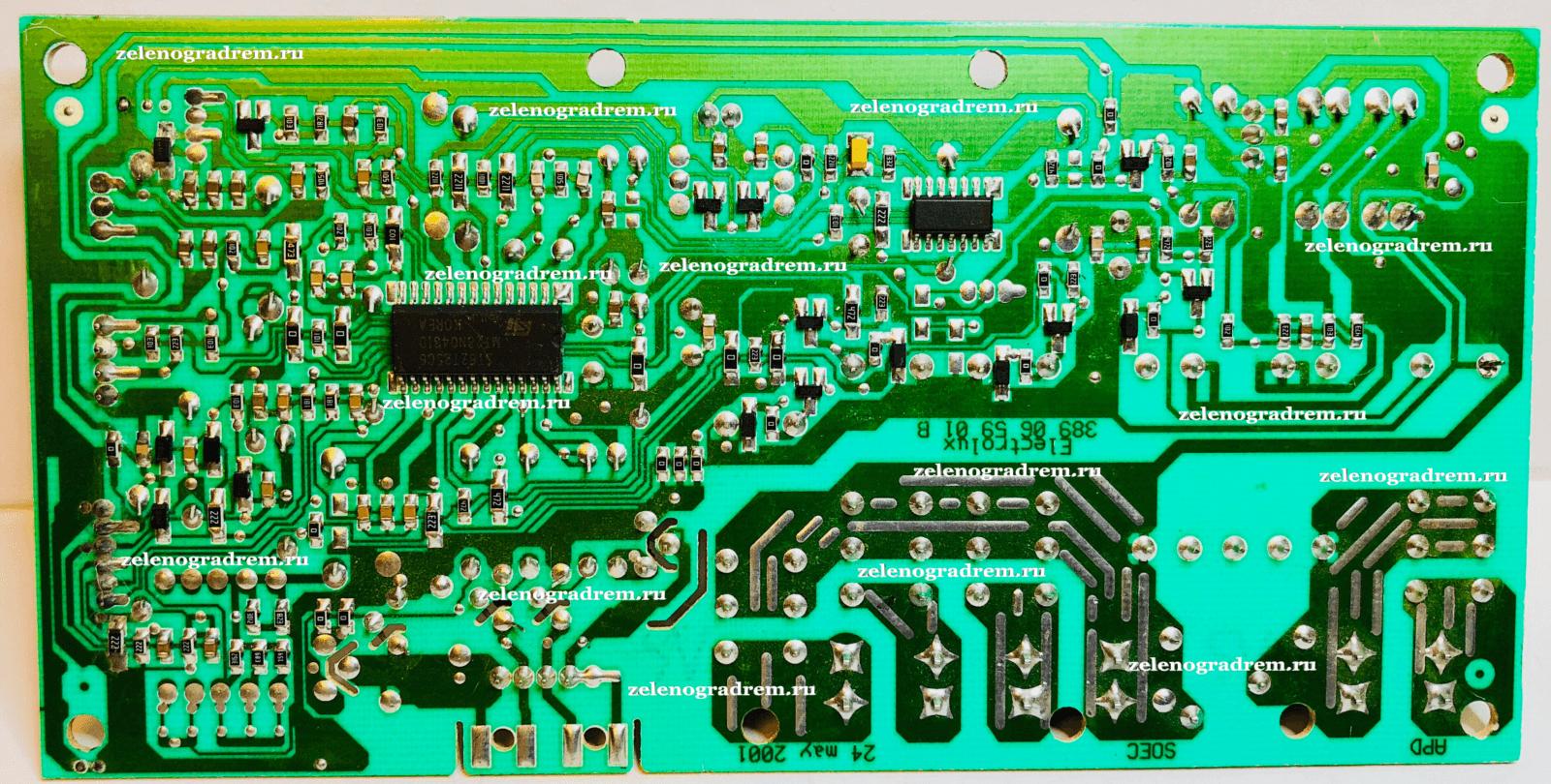 Силовой Модуль Духового Шкафа | Ремонт Стиральных Машин В Зеленограде На Дому