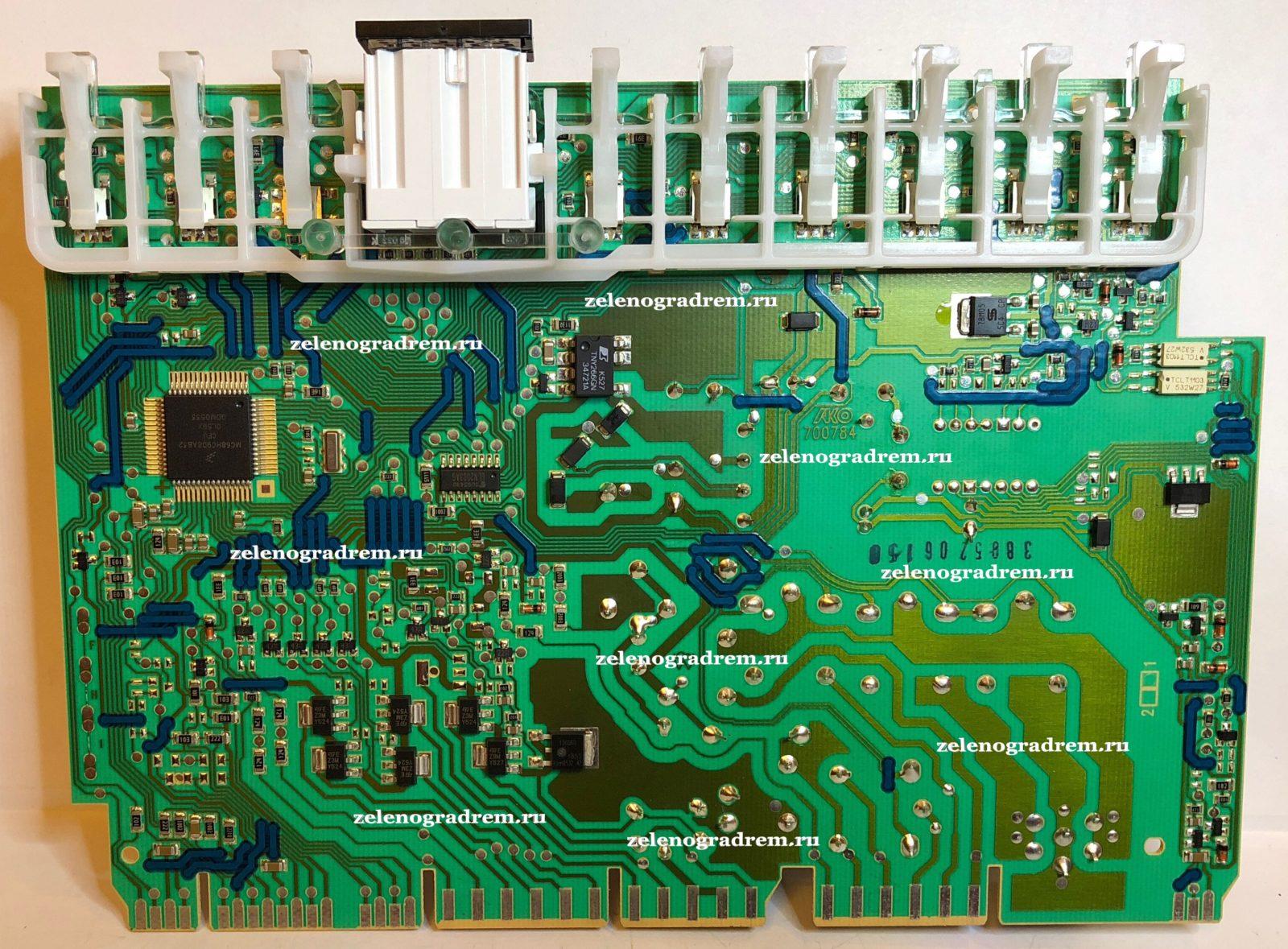 Электронный Модуль Посудомоечной Машины Bosch   Ремонт Стиральных Машин В Зеленограде На Дому