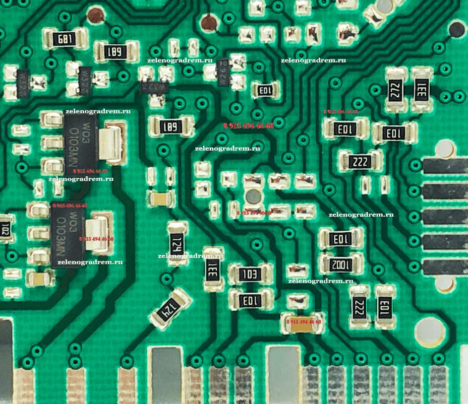 Схема Работы Электронного Модуля Bosch