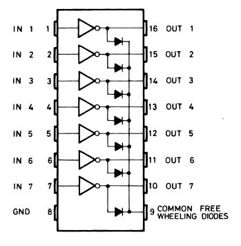 Uln2004A Панель Индикации Управления Electrolux