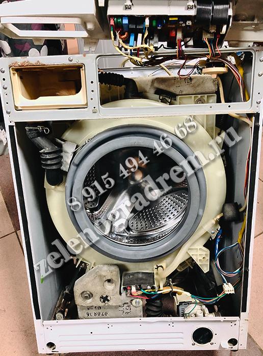Стиральная Машина Samsung Wf F862