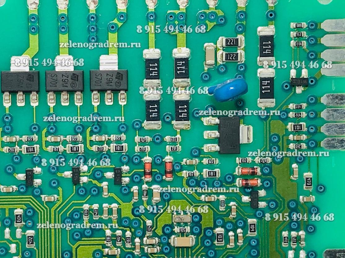 Ремонт Силовой Электроники Посудомоечных Машин Bosch